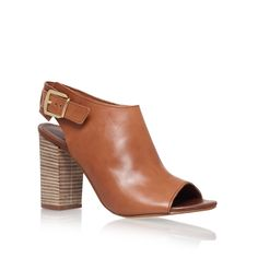 asset, tan shoe by carvela kurt geiger  -