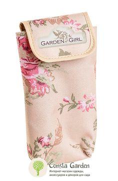 Карман-чехол для телефона GardenGirl Classic Collection. Теперь Вам не нужно думать, куда положить телефон во время работы, чтобы он всегда был под рукой, но в то же время надежно защищен от грязи, воды и осадков!