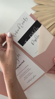 Our printable template for invitations and insert cards include instructions on how to print your own wedding invitations! Also includes links to our favorite online print shop and envelope supplier!