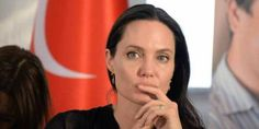 Angelina Jolie moves into rental house with kids?