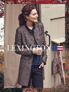 Lexington Company, Knitwear, Catalog, Clothing, Muffins, Photography, Men, Collection, Fashion