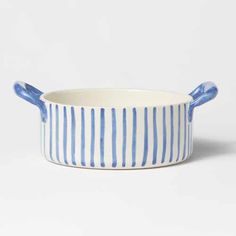 "VIETRI - 'Modello' Collection - Round Handled Baker, 10.25x3.75"" | Plum Pudding Gourmet Kitchen Store"