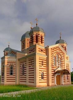 St. Michael's Church (1900). Chernivtsi.