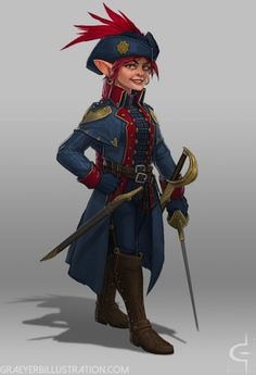 Half elf, half gnome? - mythosforum.t3fun.com | D&D Races ...