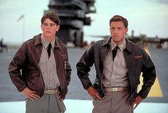 Pearl Harbor. AKA Josh Hartnett and Ben Affleck In Uniform.