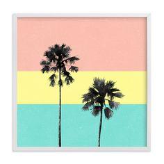 Palm Tree Silhouette Wall Art Prints by Cass Loh Palm Tree Silhouette, Silhouette Art, Palm Tree Art, Tree Plan, Tree Graphic, Celtic Tree, Tree Wallpaper, Art Wall Kids, Custom Art
