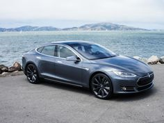 Tesla's Performance Plus trim adds upgraded suspension elements and a 310-kilowatt electric motor to the Model S, getting it from zero to 60 mph in 4.2 seconds. - Page 1