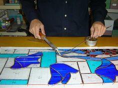 11月 | 2006 | ステンドグラス工房達風|ステンドグラス と フュージング画 ブログ