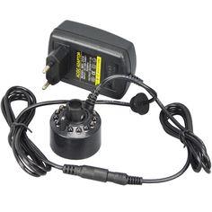 Hoge Kwaliteit 12 Lichten 24 V Vernevelaar Verstuiver Hoofd Ultrasone Mist Maker Luchtbevochtiger Ultrasone Vaporizer