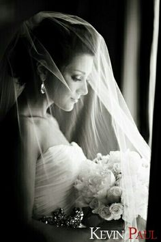 I like this shot for the bridals