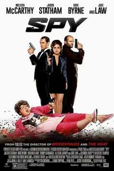 Watch Spy (2015) Full Movies (HD Quality) Streaming