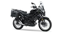 The Kawasaki Versys-X 300
