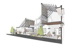 Gallery of Half Roof House / AD+ studio - 48