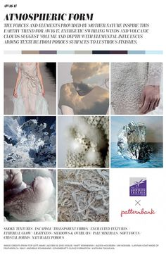 FASHION VIGNETTE: TRENDS // PATTERNBANK + THE LONDON TEXTILE FAIR . A/W 2016-17