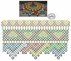 Free Beading Tutorials, Beading Patterns Free, Seed Bead Patterns, Peyote Patterns, Diy Necklace Patterns, Beaded Jewelry Patterns, Native Beadwork, Native American Beadwork, Bead Loom Bracelets