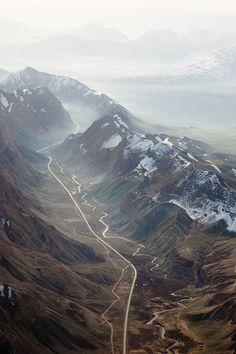 valley roads