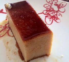 Puding de galletas María - Thermomix Creme Caramel, Delicious Deserts, Spinach Dip, Latin Food, Sin Gluten, No Cook Meals, Cheesecake, Food And Drink, Cooking Recipes