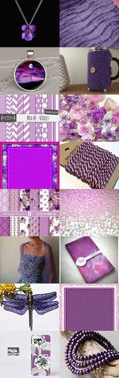 Violet LUV by By Hookin' to the Beat on Etsy.  You can find me here: www.facebook.com/hookintothebeat www.pinterest.com/hookintothebeat http://www.etsy.com/uk/shop/Hookintothebeat http://instagram.com/hookintothebeat/