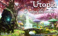 Agenda Cultural RJ: UTOPIA - O Reino dos Sonho  O espetáculo infantil ...