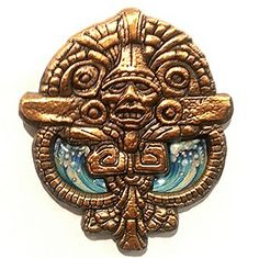 Pirana Pin 2 Utrecht, Om, Brooch, Jewelry, Jewlery, Jewerly, Brooches, Schmuck, Jewels