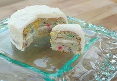 Omg this is the best things I& Keto Funfetti Cake! Omg this is the best things I& ever seen in my life. Omg this is the best things I& ever seen in my life. Low Carb Sweets, Low Carb Desserts, Low Carb Recipes, Dessert Recipes, Healthy Recipes, Snacks Recipes, Healthy Options, Healthy Desserts, Dessert Ideas