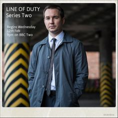 Line of Duty- Series Two is coming to BBC Two this Wednesday. Series One is available to buy on DVD from us today for only £13.76