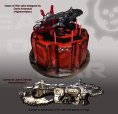 Gears of War, this is what nik wants for his bday!!!