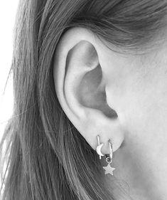 Minimal earrings . Gouden oorbellen bij ALYSS | collectie perfect minimal ss'17.