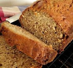 """Sour Cream Banana Bread: """"This was so easy, and EVERYONE raved over how moist it was! This will be my banana bread recipe from now on."""" -daisydmarie"""