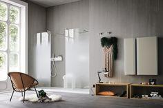 Hall ERGO-NOMIC Mobile bagno by Rexa Design design Giulio Gianturco