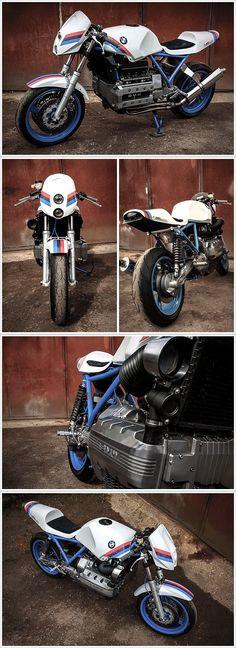 1984 BMW K100 - BSK SpeedWorks