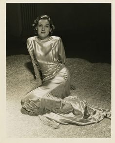 Rosalind Russell portrait by George Hurrell.