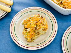 Cheesy Sausage Breakfast Casserole Recipe : Food Network - FoodNetwork.com