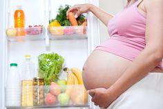 Les aliments conseillés pendant une grossesse pour ne pas grossir