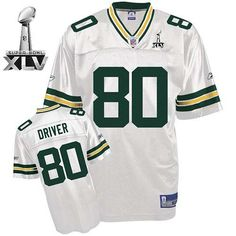 nfl GAME Green Bay Packers Don Jackson Jerseys