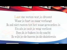 The intended song for Willem Alexander. It could have been the koningslied. Sadly, it is withdrawn. Controverse over nothing. We Dutch are a sad lot every now and then...