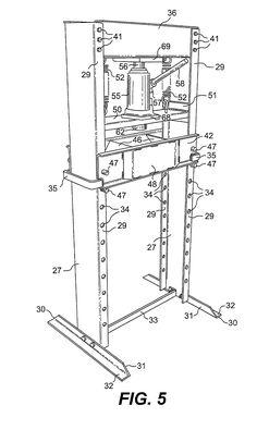 Patente US20020046661 - Hydraulic press - Google Patentes