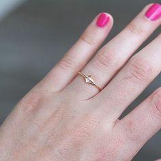STACKING RINGS – Katie Diamond Jewelry
