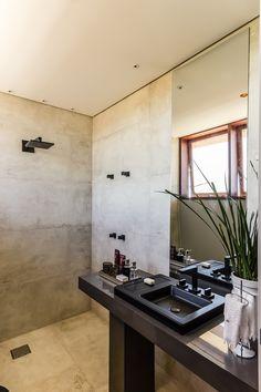 Casa Cor Campinas\Adriana Abdalla e Milene Ferrari. Banheiro. Produto Cerâmica Portinari. Coleção Dolomito. Bathrooms - Baños