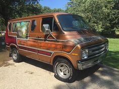 Dodge conversion van