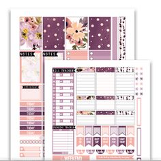 Free Planner Printables - Fit Life Creative