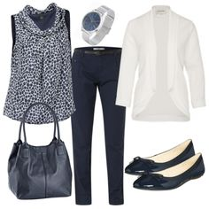 Business Outfits: Gepunktet bei FrauenOutfits.de