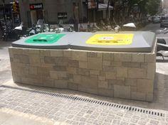 Napoli, Vomero: petizione per la rimozione dei contenitori da via Scarlatti