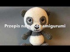 Crocheted Jellyfish, Panda, Teddy Bear, Film, Toys, Animals, Youtube, Movie, Activity Toys