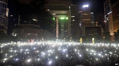 Hong Kong: Occupy Central anger over Beijing ruling