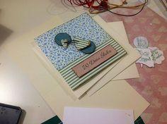 Karteczka wykonana na warsztatach scrapbookingowych dla początkujących http://www.artpasje.pl/warsztat,warsztaty-scrapbookingowe-scrapbooking-czym-to-sie-je,12.html