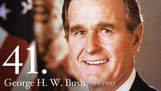 Photo of George H.W. Bush