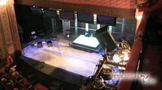 Evento Web Ones (Teatro Lara - Madrid). 2007 Vista general del escenario.