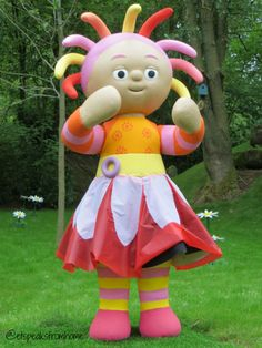 CBeebies Land at Alton Towers Resort - ET Speaks From Home
