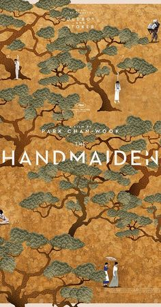 Directed by Chan-wook Park. With Min-hee Kim, Jung-woo Ha, Jin-woong Jo, Tae Ri Kim. A woman is hired as a handmaiden to a Japanese heiress, but secretly she is involved in a plot to defraud her.